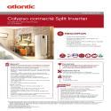 CALYPSO SPLIT INVERTER Fiche Prescription Atlantic