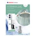 documentation commerciale hydramax gaz fevrier 2016