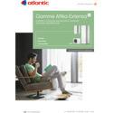 Documentation commerciale Alféa Extensa A.I. et Alféa Extensa Duo A.I.