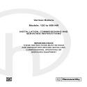 Varmax Boiler installation manual