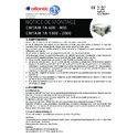 Notice d'installation CRITAIR TA 600 à 2000
