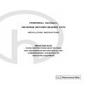 Purewell VariHeat C manifold kits installation manual