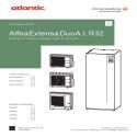 NOTICE INSTALLATION ALFEA DUO A.I R32