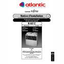 Notice d'installation AJYA 90 EATB / TATB - AJY 90 EATA / TATA