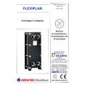 Notice d'installation d'utilisation d'entretien Flexiplak