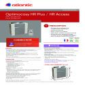 Optimocosy HR Plus - HR Access Fiche prescription Atlantic