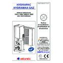 Notice installation Hydrapac HydramaxGaz juillet 2016