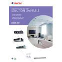 Documentation commerciale Gainables DC Inverter