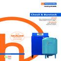 Chesil pressurisation unit and Burstock expansion vessel brochure