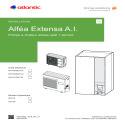 Notice d'installation alfea extensa A.I.