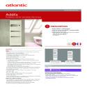 Adelis Digital Integral Fiche prescription Atlantic