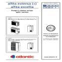 Notice d'utilisation Alféa Extensa + et Excellia