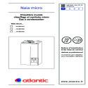 Notice d'installation Naia Micro