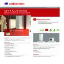 Loria duo Fiche prescription Atlantic