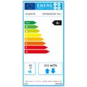 Etiquette énergétique OPTIMOCOSY HR PLUS