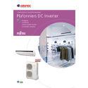 Documentation commerciale Plafonniers DC Inverter