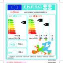 Étiquette Énergétique AOYG 9 KM / ASYG 9 KM