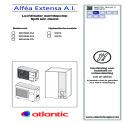 Alféa Extensa A.I. - Handleiding voor installatie en indienststelling