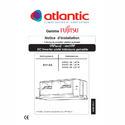 Notice d'installation ARXC 36 45 60 LATH
