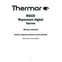 Notice Installation et Utilisation - RSCD Barres