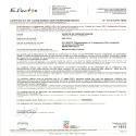 Certificat CE VELYO H