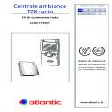 centrale-ambiance-radio-t78-notice-atlantic