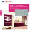 ADELIS INTEGRAL notice d'installation et d'utilisation