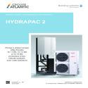 Notice d'installation, d'utilisation et d'entretien Hydrapac 2