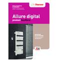 Notice Allure Digital Pivotant