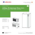 NOTICE INSTALLATION ALFEA EXTENSA DUO A.I
