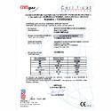 CONDENSOL_Certificat