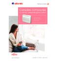 Documentation commerciale Consoles compactes DC inverter