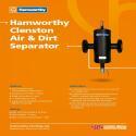 Clenston air and dirt separator brochure