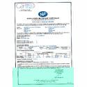 Certificat NF EOLIX SF