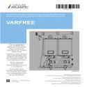 Notice installation Kit cascade autoporte sans bouteille Varfree mars 2017