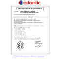 Certificat CE gamme Mono DF