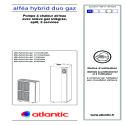 alfea-hybrid-duo-gaz-notice-utilisation-atlantic