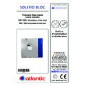 Notice d'installation et utilisation Solerio Bloc SB1 et SB2