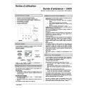 sonde-ambiance-ua55-loria-notice-utilisation-atlantic