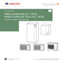 NOTICE UTILISATION ALFEA EXTENSA (DUO) A.I R32