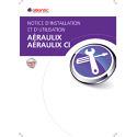 notice d'installation Aéraulix 3 et Aéraulix CI2