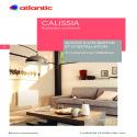 Notice d'installation et d'utilisation CALISSIA CONNECTÉ