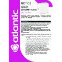 Notice d'installation AVM 150 A