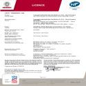 Licence NF Calypso Connecté VM 100L Riveo 100L