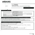 LUNIS Notice simplifiée Atlantic