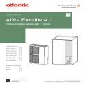 Notice d'installation alfea excellia A.I.