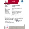 Certificat Riveo Air Exterieur
