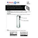 Notice d'installation FILTRE AQUACOSY AV/SV 100/200L