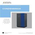 Notice d'installation utilisation et entretien Condensinox