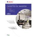 Documentation commerciale Cassettes DC Inverter